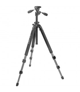 Slik Pro 500DX Tripod with 3-Way PanTilt Head