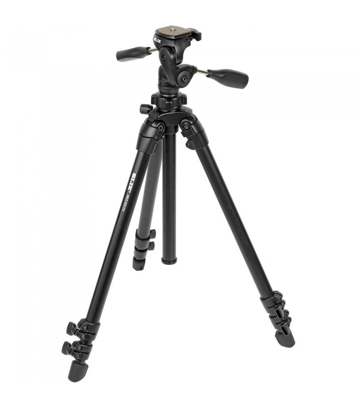 Slik Able 300 DX Tripod with 3-Way Pan Tilt Head
