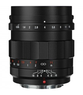 Voigtlander Nokton 25mm F0.95 Type II Lens for Micro Four Thirds