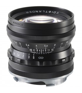 Voigtlander Nokton 50mm f1.5 Aspherical Lens M-Mount