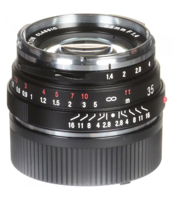 Voigtlander Nokton Classic 35mm f1.4 Manual Focus M Mount