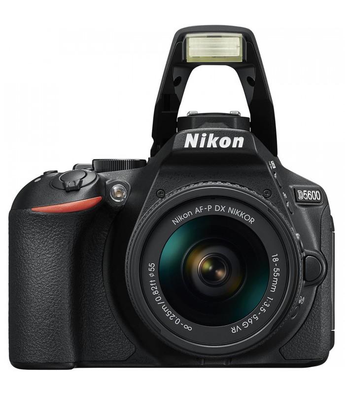 Nikon D5600 DSLR Camera + 18-55
