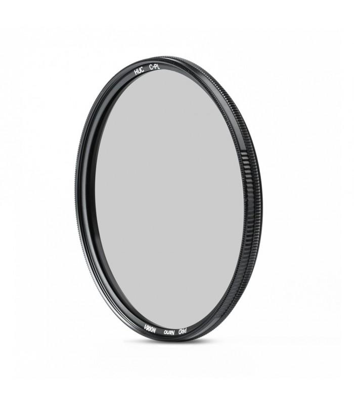 NiSi HUC C-PL PRO Nano 55mm Circular Polarizer Filter