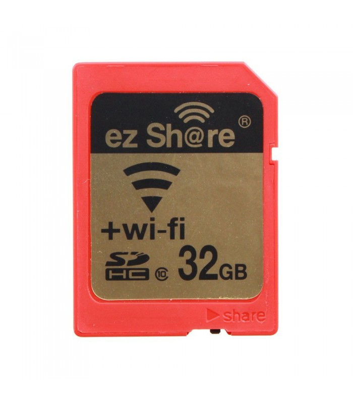 ez Share WiFi SD Card 32GB Class 10