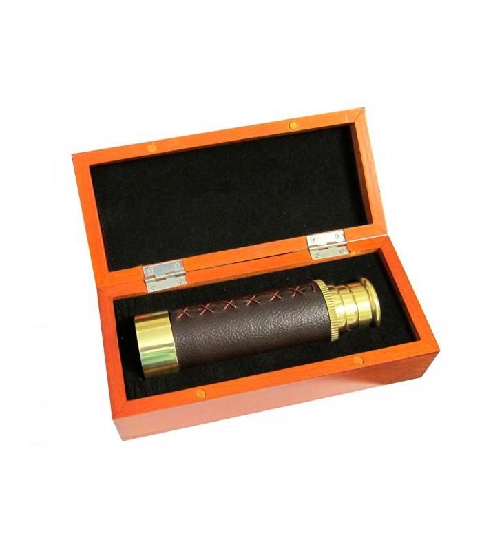 Solomark 20X35 Brass Monocular