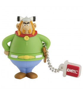 EMTEC Abraracourcix 8GB USB Flash Drive