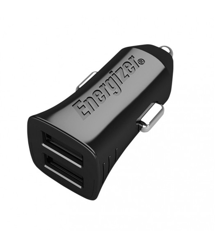 Energizer Car Charger 2USB Universal