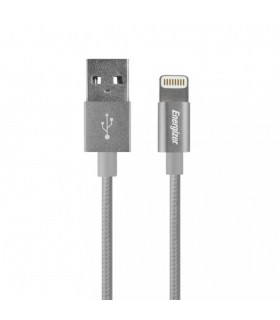 Energizer Metallic 1.2m USB Lightning Cable
