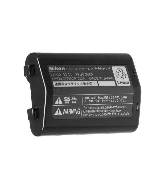 Nikon EN-EL4 Rechargeable Li-ion Battery