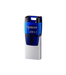 Apacer AH179 64GB USB 3.1 Micro-USB Flash Drive