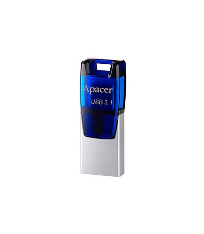 Apacer AH179 64GB USB 3.1 Micro-USB Flash Drive