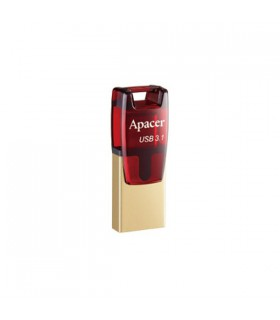 Apacer AH180 64GB USB 3.1 USB-C Flash Drive