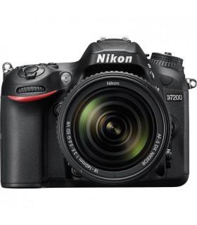 Nikon D7200 + 18-140 VR USED- دست دوم