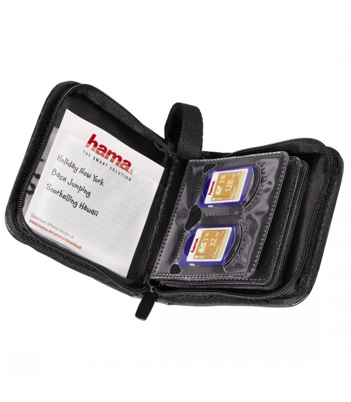 Hama 12 SD Memory Cards Wallet