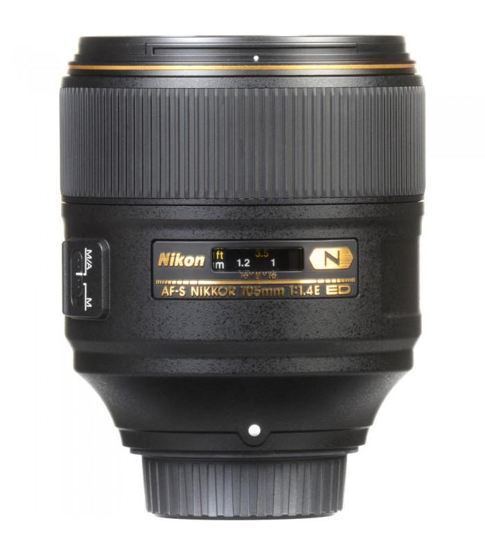Nikon AF-S NIKKOR 105mm f--1.4E ED Lens