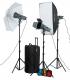 Visico Studio Flash VE-200 PLUS Novel Kit