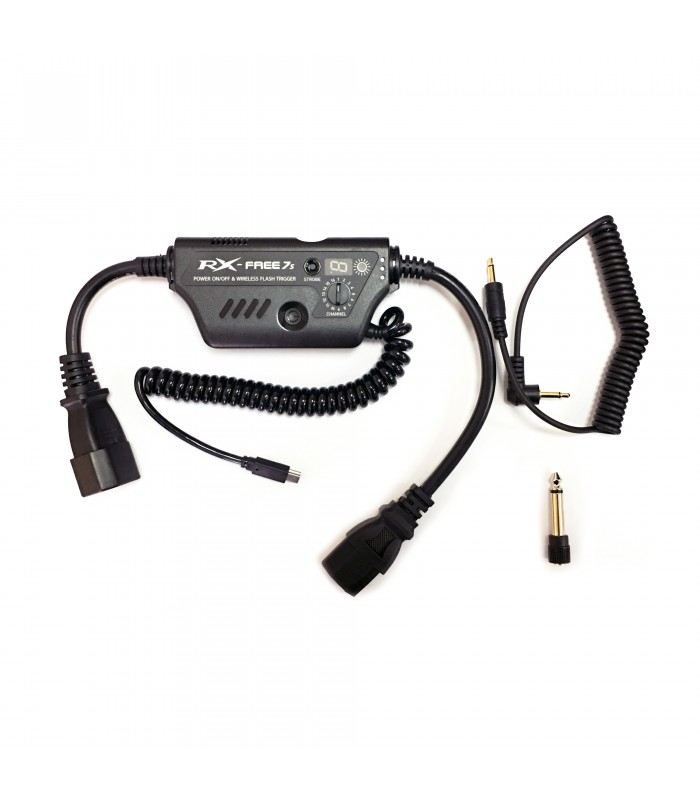 RX-Free 7s Wireless Flash trigger Receiver