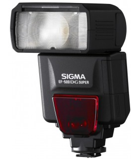 Sigma EF 500 DG Super Flash for Nikon SLR Cameras