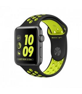 ساعت هوشمند اپل واچ مدل Apple Watch Nike+ 42mm Black/Volt