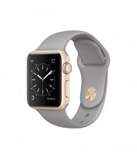 ساعت هوشمند اپل واچ سری ۲ (Apple Watch S2 Gold 38mm Gray)