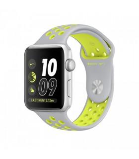 ساعت هوشمند اپل واچ مدل Apple Watch Nike+ 42mm Silver/Volt