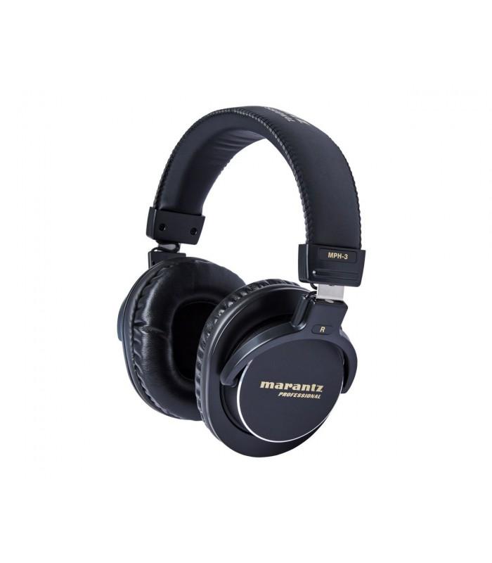 Marantz MPH-3 45mm Over-Ear Monitoring Headphone