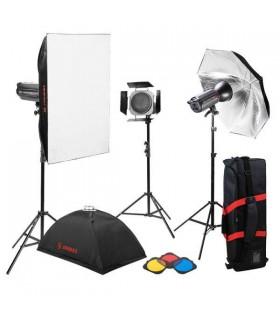 jinbei DPSIII Series 300j Studio Flash Kit