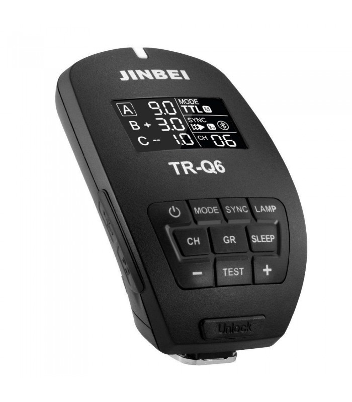 Jinbei Flash Trigger TR-Q6 TTL HSS for Nikon