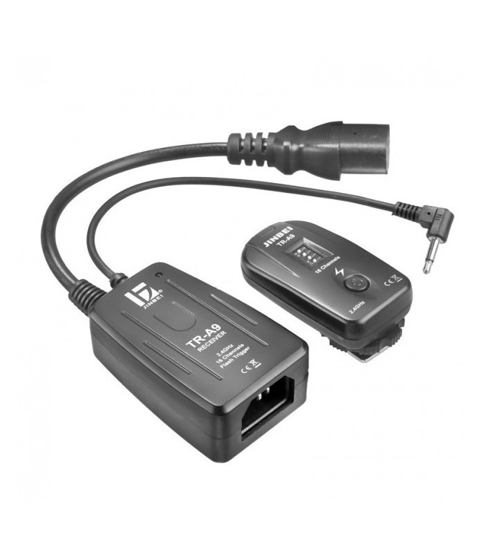 JINBEI TR-A9 Wireless Digital Flash Trigger