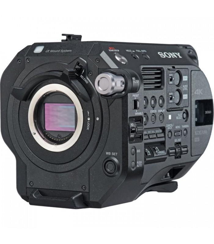 دوربین فیلم برداری سونی مدل Sony FS7 II |