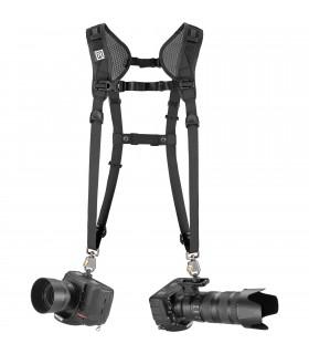 بند دوربین BlackRapid مدل Double Slim Breathe Camera Harness