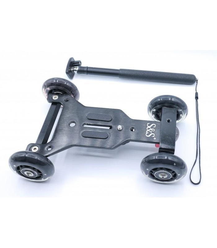 اسکیتر S&S skater با قابلیت حرکت دور سوژه