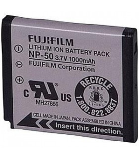 Fujifilm NP-50 Rechargeable Lithium-Ion Battery