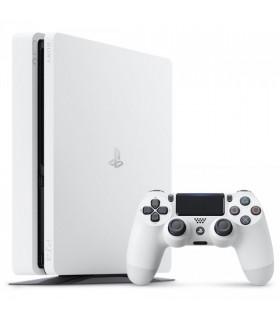 کنسول بازی سونی PS4 Slim ظرفیت 500 گیگابایت سفید