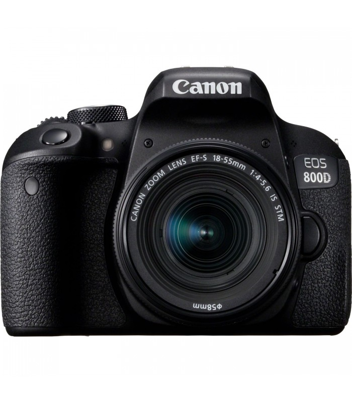 Canon Eos 800D + 18-55 IS STM Kit