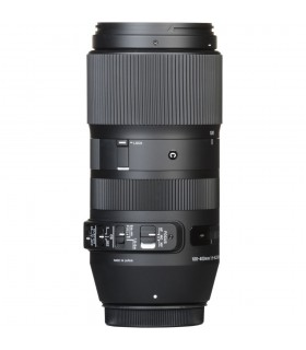 لنز سیگما مدل Sigma 100-400mm f/5-6.3 DG OS HSM Contemporary - مانت نیکون