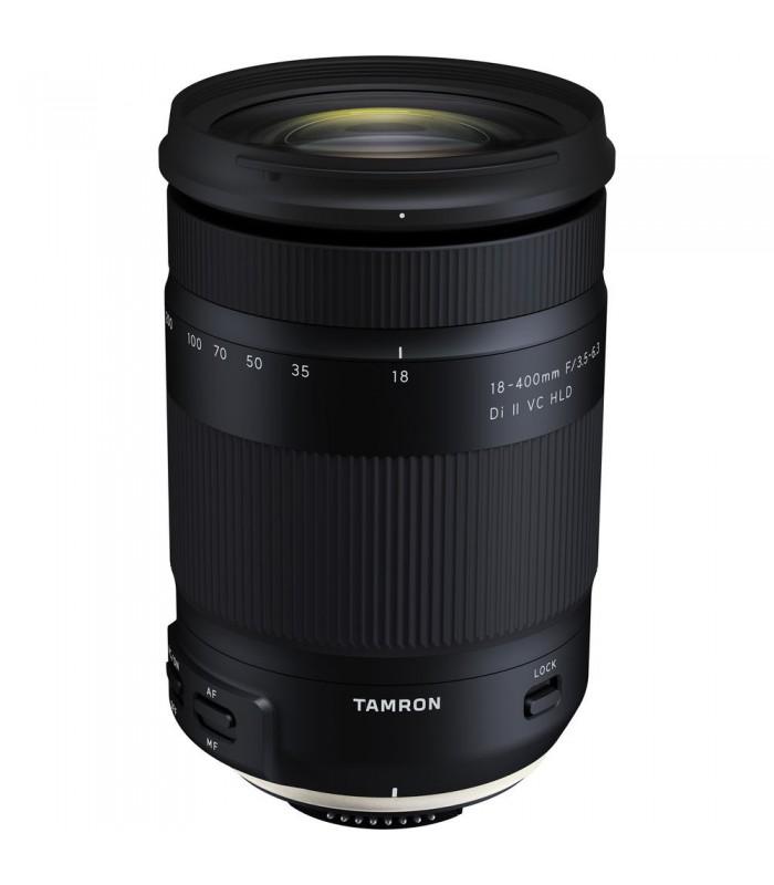 لنز تامرون مدل 18-400 mm F/3.5-6.3 Di II VC HLD مناسب براي دوربينهاي کانن | Tamron 18-400 mm F/3.5-6.3 Di II VC HLD For Canon Cameras Lens