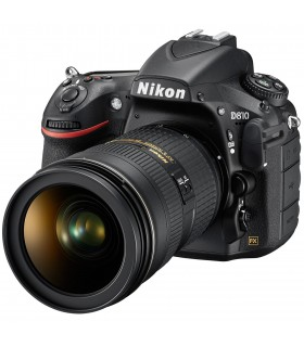 دوربین دیجیتال دستدوم نیکون مدل D810 بههمراه لنز 24-120 میلیمتر