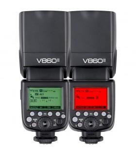 فلاش رو دوربینی Godox مدل V860IIc مخصوص دوربینهای کانن