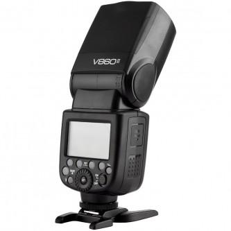 فلاش رو دوربینی Godox مدل V860IIn مخصوص دوربینهای نیکون