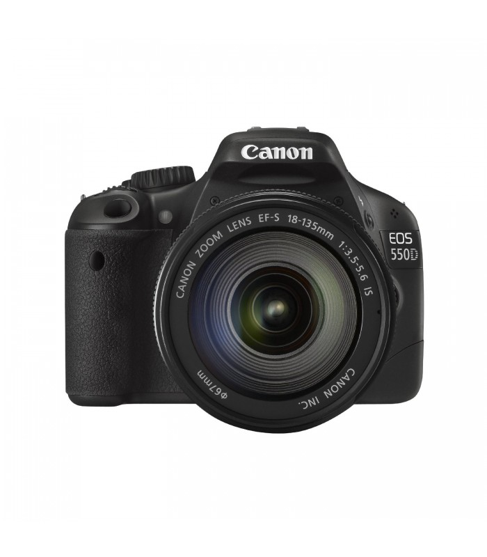 Canon EOS 550D + 18-135 IS