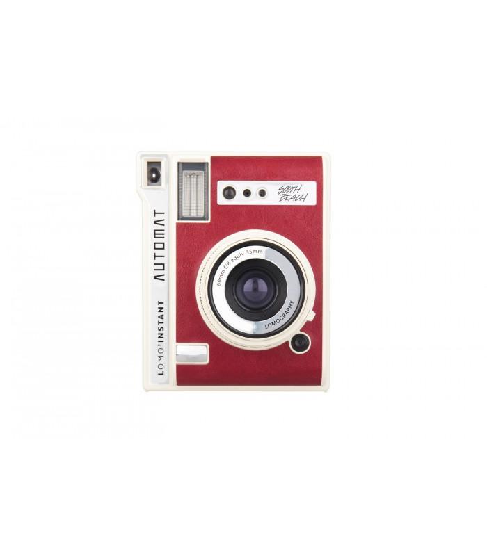 دوربین چاپ سریع Lomo مدل Automat طرح South Beach Red