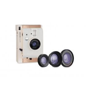 دوربین چاپ سریع Lomo مدل Instant طرح Mumbai به همراه کیت لنز