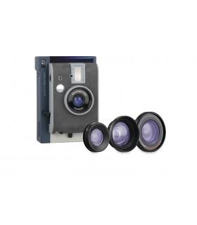 دوربین چاپ سریع Lomo مدل Instant طرح Lake Tahoe به همراه کیت لنز