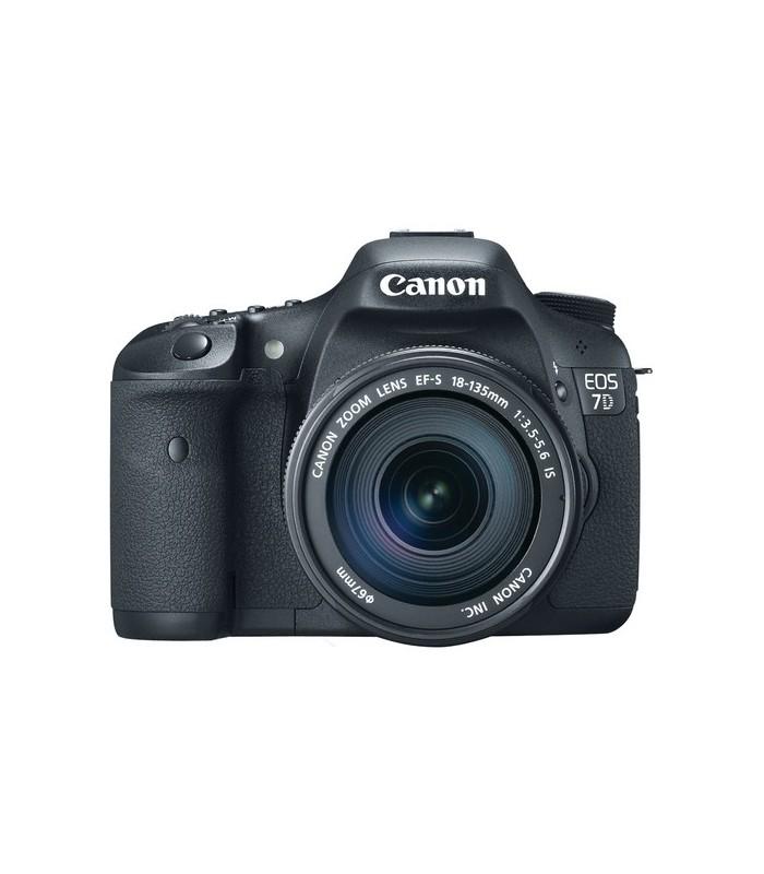Canon EOS 7D + 18-135