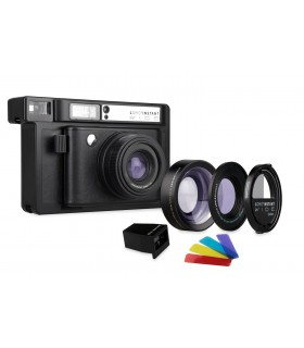 دوربین چاپ سریع Lomo مدل Instant Wide به همراه کیت لنز