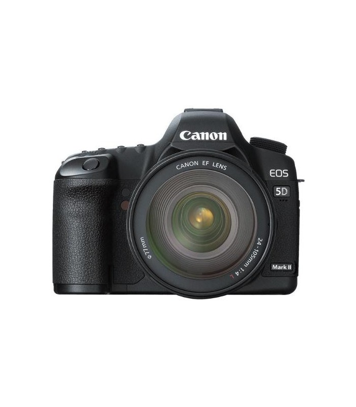 Canon EOS 5D Mark II + 24-105 L IS