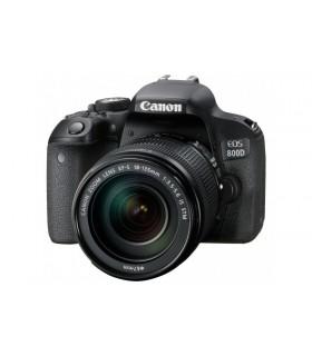 دوربین دیجیتال کانن مدل 800D همراه لنز EF-S 18-135mm IS STM