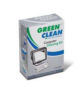 کیت تمیز کننده سطوح پلاستیکی Green Clean مدل CS-2500