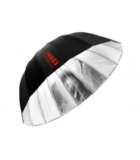 Jinbei Deep Umbrella Silver 130cm
